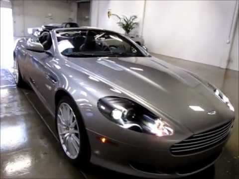 2009 Aston Martin DB9 Volante for Sale