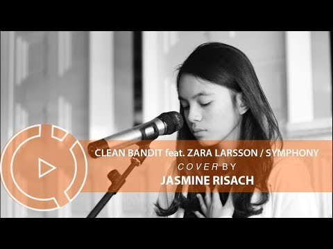 Clean Bandit feat. Zara Larsson - Symphony (Cover by Jasmine Risach) #COVERINDO