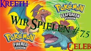 Pokemon FireRed und LeafGreen 7.5: Abracadabra i oto Alakazam!