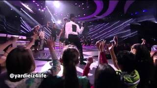 Jennifer Hudson Video - Jennifer Hudson & Ne-Yo - Think Like A Man (Live On American Idol) (WWW.MZHIPHOP.ME)