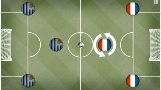 Pocket Soccer - Mobile Gameplay