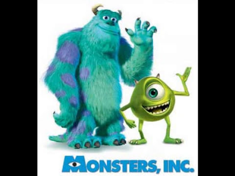 02. Monsters, Inc. (Theme Tune) - Randy Newman - Monsters, Inc.
