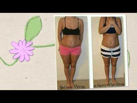 San Diego Body Wrap- Suddenly Slimmer San Diego Body Wrap
