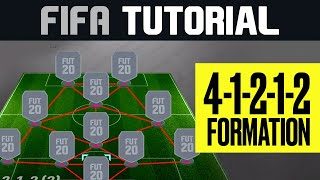 Win Using a 4-1-2-1-2 (Narrow) Formation on FIFA 20