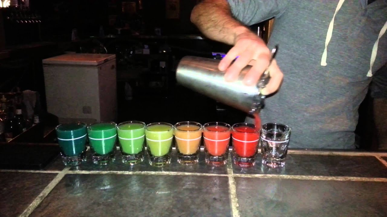 shots jpg double rainbow shots rainbow cocktails double rainbow ...