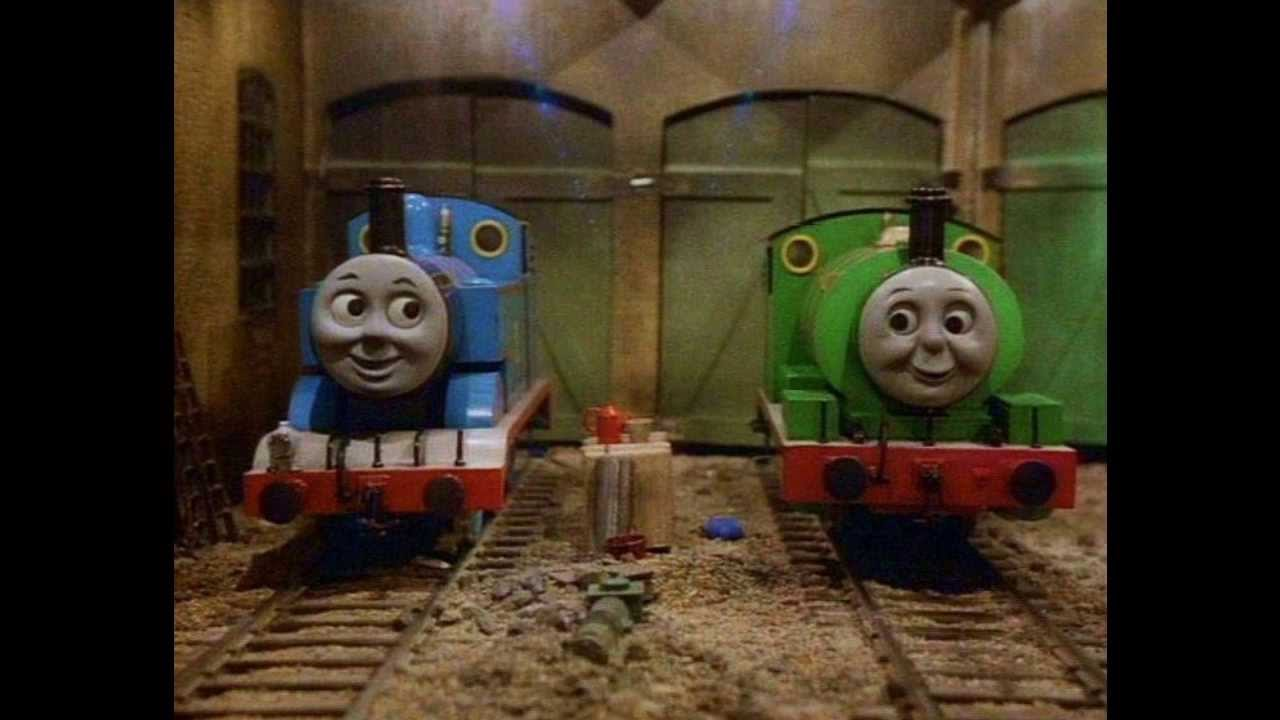 Tank Trouble 1 >> Thomas the Tank Engine and Friends Meets Sonic the Hedgehog Double Trouble - YouTube