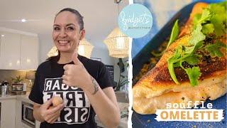 Soufflé Omelette || Gluten Free + Sugar Free + Dairy Free || Bridget's Healthy Kitchen