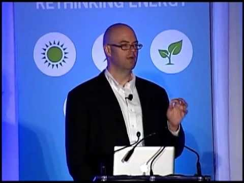Energy Matters 2012 Keynote Speaker - Alex Steffen