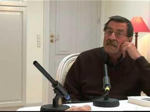 Günter Grass im Gespräch mit Ulrich Wickert