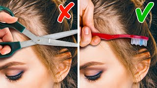 LIFE-CHANGING HAIR SPRAY HACKS || 5-Minute Hacks For Your Hair!