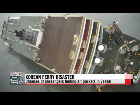 ARIRANG NEWS 14:00 Latest on ferry sinking off Korea's southwestern coast...
