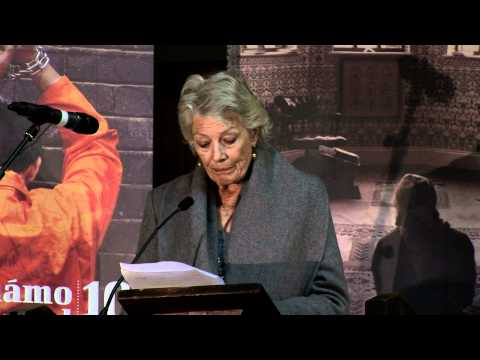 Vanessa Redgrave - Guantanamo Remembered: 10 Years event