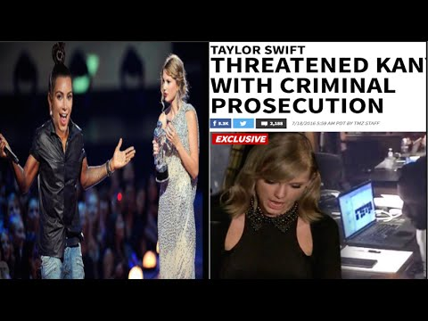 Kim Kardashian PROVES that Taylor Swift lied on Kanye PART 2~TMZ says Taylor may pursue legal action