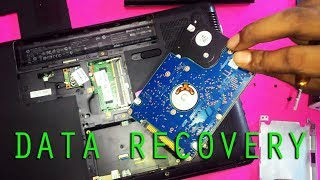 Laptop DATA Recovery - How to Get Data/Files from a Dead/Old Laptop [All Models]