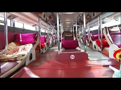 VTC14_Đề nghị tạm dừng sản xuất xe giường nằm
