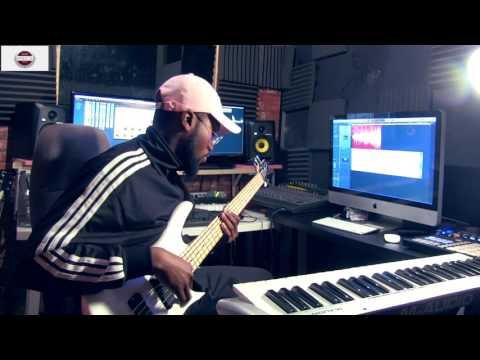 Francis Amoh praises bass cover