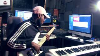 Francis Amoh praises bass cover