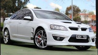 B8795 - 2012 Holden Special Vehicles Clubsport Auto Walkaround Video