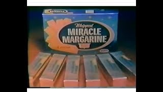 Kraft Miracle Margarine Commercial (1977)