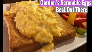 Gordon Ramsey's scramble eggs for breakfast | best scramble egg ever | step by step