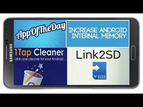 Android Apps Of The Day 2 - How to increase Android internal memory