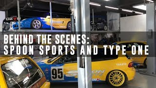 Japan Vlog #2: Inside Spoon Sports and Type One in Japan