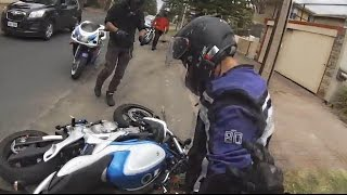 MOTORCYCLE CRASHES COMPILATION || Stupid, Crazy Drivers & Angry People Vs Bikers |Ep#03|