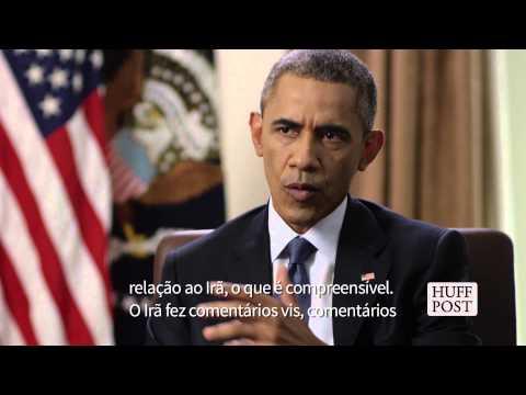 Exclusivo: Obama concede entrevista para Huffington Post