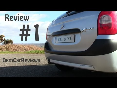 Review: 2005 Citroën Xsara Picasso [HD][ENG]