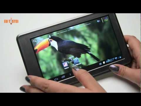 Tablet DL HD7 - Resenha Brasil