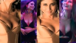 Kareena Kapoor Khan hot boob cleavage bouncing edit zoom Veere Di Wedding Tareefan slow motion