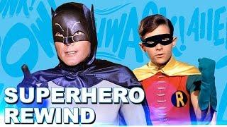 Superhero Rewind: Top 10 Batman (1966) Episodes Part 2