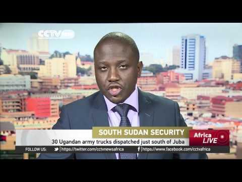 Ugandan military sent in to evacuate citizens from Juba