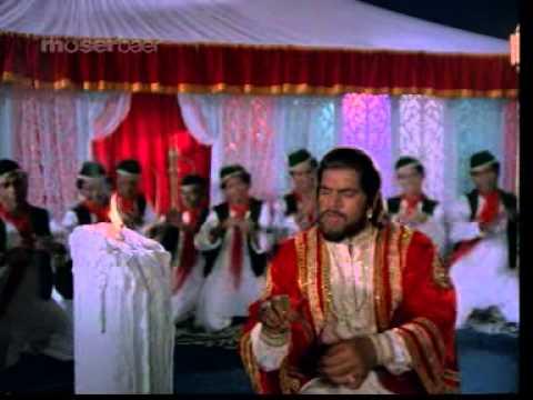 MAT POONCH KE KISKE AASHIQ HAIN RAFI AND ASHA RAVINDRA JAIN...