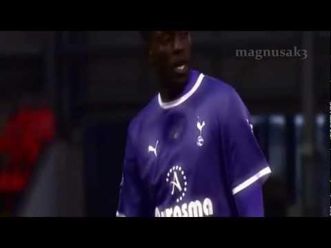 Emmanuel Adebayor Tottenham 2011/2012