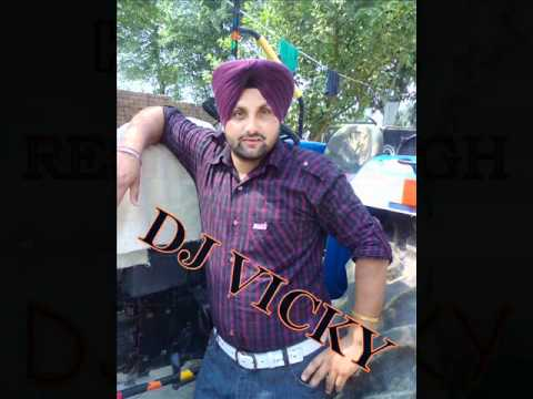 Dj Vicky Remix Song  Kangna ( Resham Singh Anmol) video