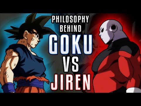 Goku vs Jiren - A Deeper Look