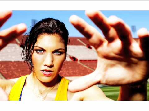 hope solo pictures. Hope Solo Gets Delicious