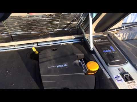 Kohler 20kW Standby Generator Startup
