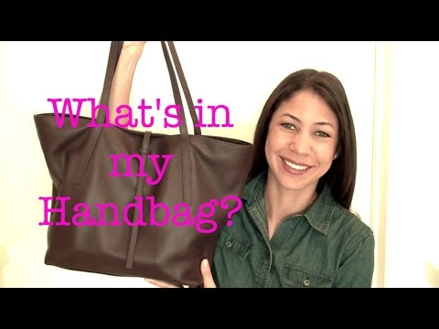 What's in my Handbag