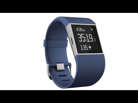 Видеообзор Fitbit Surge