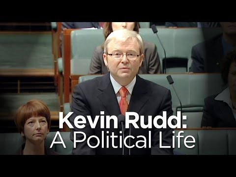 Montage: Kevin Rudd's political journey