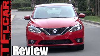 2016 Nissan Sentra First Drive Review: Refreshed but Ready to Compete?