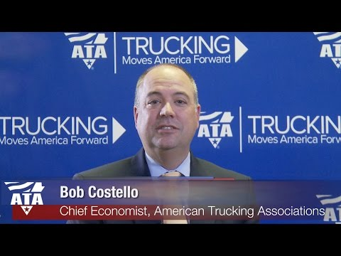 ATA Chief Economist Discusses the Driver Shortage
