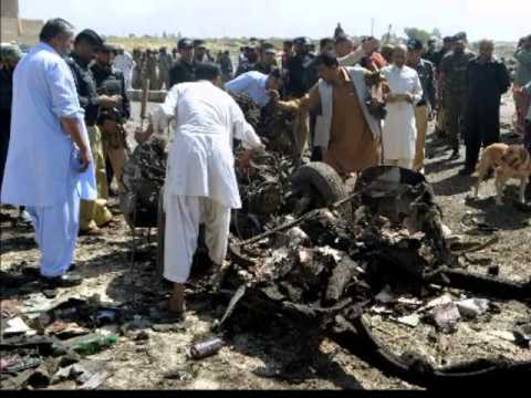 Blast wounds 10 in southwest Pakistan Officials a report