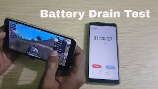 Asus Zenfone Max M1 Battery Drain Test