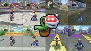 Mario Kart 8 Deluxe - Battle Mode - Renegade Roundup (All Courses)