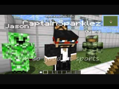 The Minecraft Olympic 2012