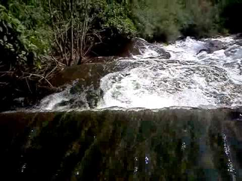 Natural Waterfall in Nainital (Tourist Place in India)