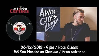 Adam Giles Levy (UK) @ Rock Classic - 06/12/2018